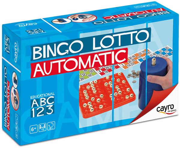 Bingo Automático